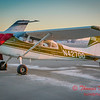 (# 8) Cessna 180J Skywagon on Byerly Aviation Ramp