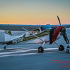 (# 2) Cessna 180J Skywagon on Byerly Aviation Ramp
