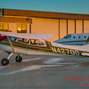 (# 9) Cessna 180J Skywagon on Byerly Aviation Ramp