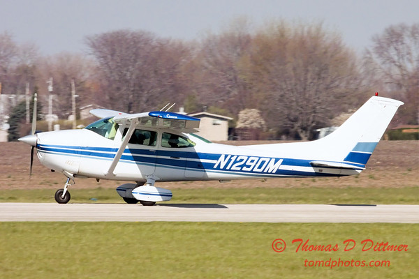 124 - Gathering of TBMs - Illinois Valley Regional Airport - Peru Illinois