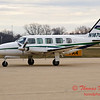 N187CB - Byerly Ramp - Greater Peoria Regional Airport - Peoria Illinois - December 17th 2009 - 4