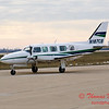 N187CB - Byerly Ramp - Greater Peoria Regional Airport - Peoria Illinois - December 17th 2009 - 1