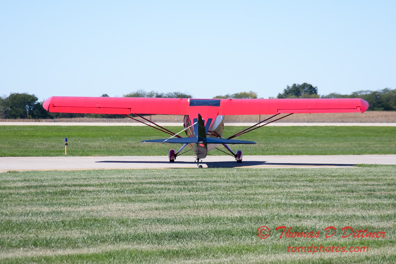 633 - Erik Edgren begins his performance at the South East Iowa Air Show in Burlington Iowa