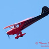 661 - Erik Edgren in his Taylorcraft performs at the South East Iowa Air Show in Burlington Iowa