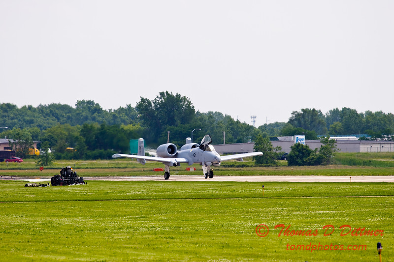 Quad City Air Show - KDVN - Davenport Airport - Davenport Iowa - 2