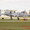 848 - A-10 East arrives at Wings over Waukegan 2012