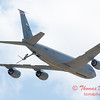 457 -  US Air Force KC 135 aerial demonstration at the 2012 Rockford Airfest - Chicago Rockford International Airport - Rockford Illinois - Sunday June 3rd 2012