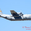718 - A C130 Hercules flies by the South East Iowa Air Show in Burlington Iowa