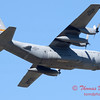 722 - A C130 Hercules flies by the South East Iowa Air Show in Burlington Iowa