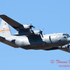 715 - A C130 Hercules flies by the South East Iowa Air Show in Burlington Iowa