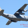721 - A C130 Hercules flies by the South East Iowa Air Show in Burlington Iowa