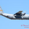 719 - A C130 Hercules flies by the South East Iowa Air Show in Burlington Iowa