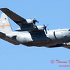 716 - A C130 Hercules flies by the South East Iowa Air Show in Burlington Iowa
