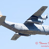 720 - A C130 Hercules flies by the South East Iowa Air Show in Burlington Iowa