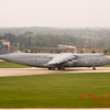 2005 C5A Galaxy visits Peoria International Airport - Peoria International Airport