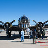48 - A Boeing B17 Flying Fortress on display at the South East Iowa Air Show in Burlington Iowa