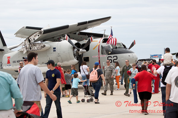 12 - 2015 Memorial Day Salute to Veteran's Airshow - Columbia Regional Airport - Columbia Missouri