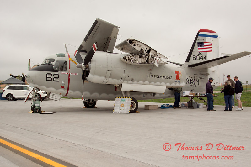 613 - 2015 Quad City Air Show - Davenport Municipal Airport - Davenport Iowa
