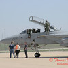 33 - The arrival of a F14 Tomcat completing its last flight -  Bloomington Illinois - April 13 2006