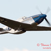 827 - Vlado Lenoch in his P-51 Mustang flies by Wings over Waukegan 2012