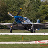 930 - Vlado Lenoch and his P-51 returns to earth at Wings over Waukegan 2012