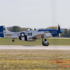 Gathering of Mustangs and Legends - Rickenbacker Airport - Port Columbus OH - Sunday September 30 2007 - 5