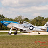 622 - Vlado Lenoch in his P-51 Mustang taxies for departure at Wings over Waukegan 2012