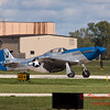 "52 - Vlado Lenoch and his P-51 Mustang ""Moonbeam McSwine"" at Wings over Waukegan 2012"