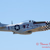 431 - P51 Mustang departure at the South East Iowa Air Show in Burlington Iowa
