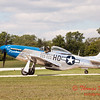 619 - Vlado Lenoch in his P-51 Mustang taxies for departure at Wings over Waukegan 2012