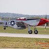 Gathering of Mustangs and Legends - Rickenbacker Airport - Port Columbus OH - Sunday September 30 2007 - 29