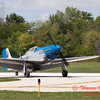 939 - Vlado Lenoch and his P-51 returns to earth at Wings over Waukegan 2012
