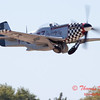 426 - P51 Mustang departure at the South East Iowa Air Show in Burlington Iowa