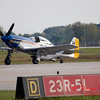 Gathering of Mustangs and Legends - Rickenbacker Airport - Port Columbus OH - Sunday September 30 2007 - 287