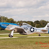 615 - Vlado Lenoch in his P-51 Mustang taxies for departure at Wings over Waukegan 2012