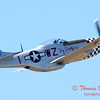 537 - P51 Mustang Fly By at the South East Iowa Air Show in Burlington Iowa