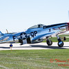 360 - A North American P51 taxies for departure at the South East Iowa Air Show in Burlington Iowa