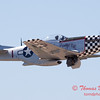 429 - P51 Mustang departure at the South East Iowa Air Show in Burlington Iowa