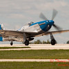 746 - Vlado Lenoch in his P-51 Mustang departs Wings over Waukegan 2012