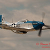 805 - Vlado Lenoch in his P-51 Mustang flies by Wings over Waukegan 2012