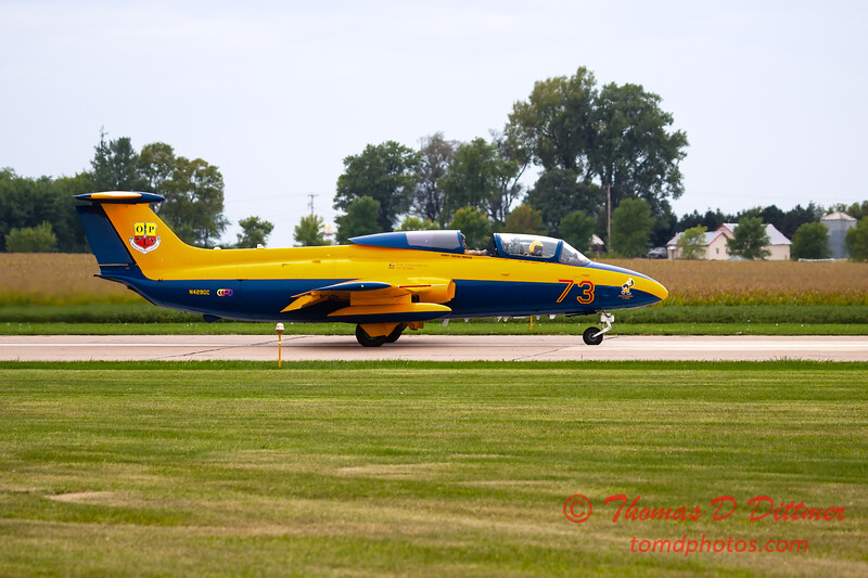 551 - Friday Practice at the Quad City Air Show - Davenport Municipal Airport - Davenport Iowa - August 31st
