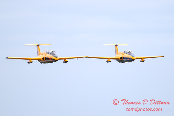 644 - Friday Practice at the Quad City Air Show - Davenport Municipal Airport - Davenport Iowa - August 31st