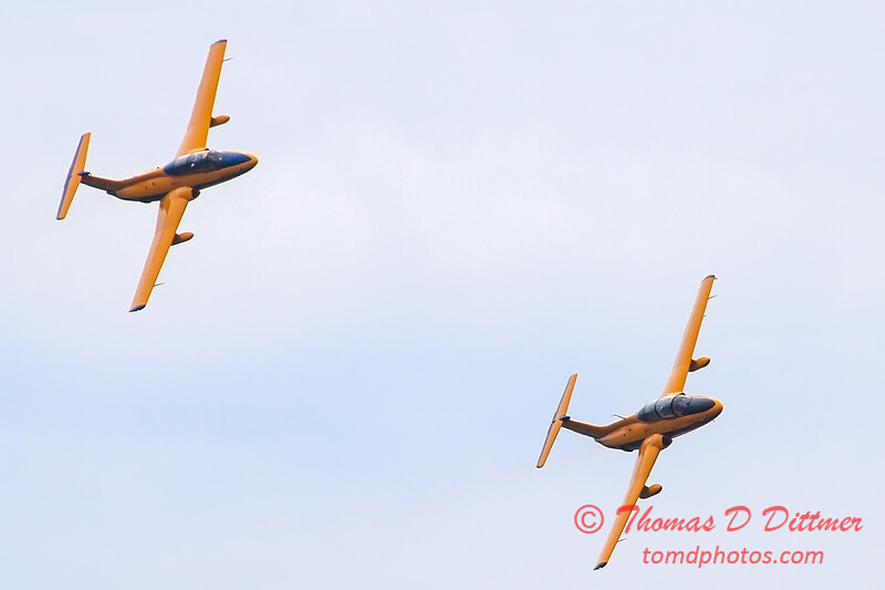 633 - Friday Practice at the Quad City Air Show - Davenport Municipal Airport - Davenport Iowa - August 31st