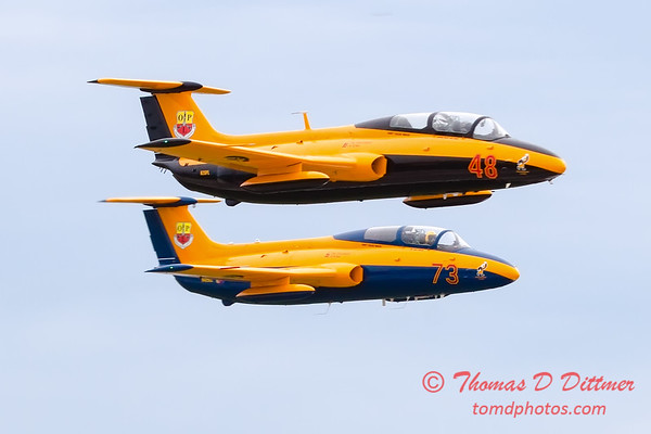 612 - Friday Practice at the Quad City Air Show - Davenport Municipal Airport - Davenport Iowa - August 31st