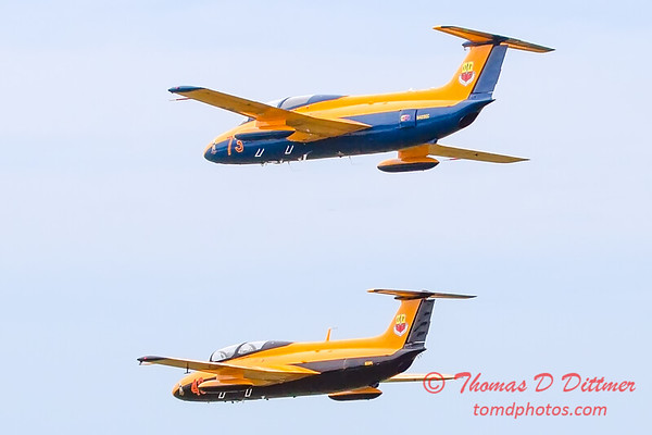 619 - Friday Practice at the Quad City Air Show - Davenport Municipal Airport - Davenport Iowa - August 31st