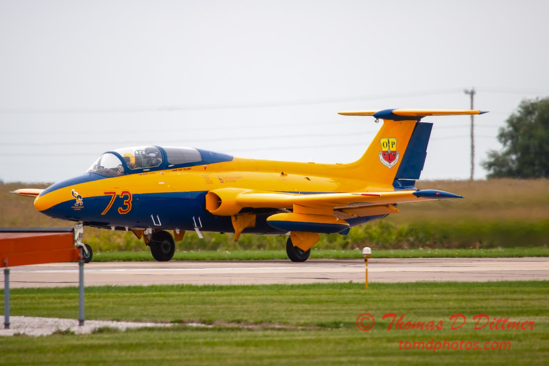 584 - Friday Practice at the Quad City Air Show - Davenport Municipal Airport - Davenport Iowa - August 31st