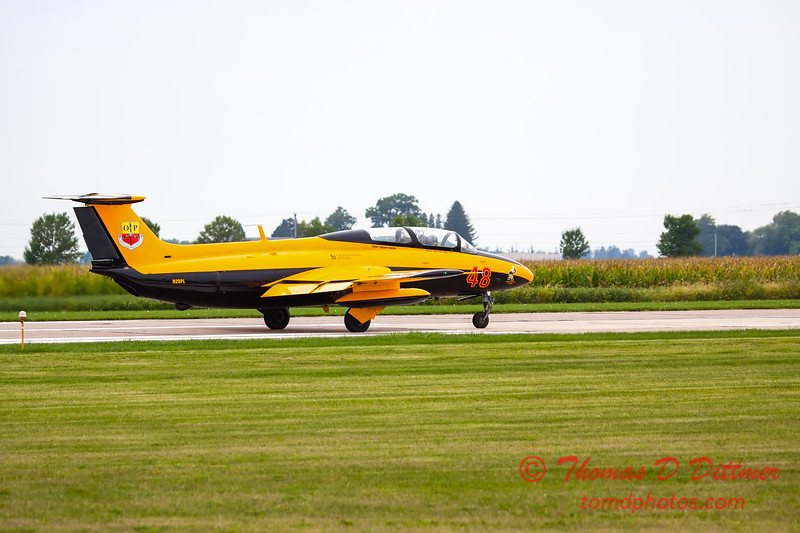 553 - Friday Practice at the Quad City Air Show - Davenport Municipal Airport - Davenport Iowa - August 31st