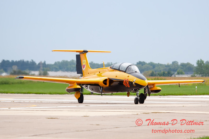 691 - Friday Practice at the Quad City Air Show - Davenport Municipal Airport - Davenport Iowa - August 31st