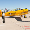 2 - RCAF T6 Harvard on display at Wings over Waukegan 2012