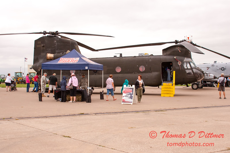 1194 - Saturday at the Quad City Air Show - Davenport Municipal Airport - Davenport Iowa - September 1st
